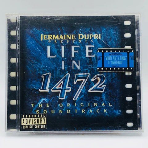 Jermaine Dupri: Life In 1472: CD