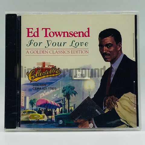 Ed Townsend: For Your Love: CD