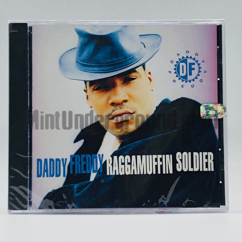 Daddy Freddy: Raggamuffin Soldier: CD