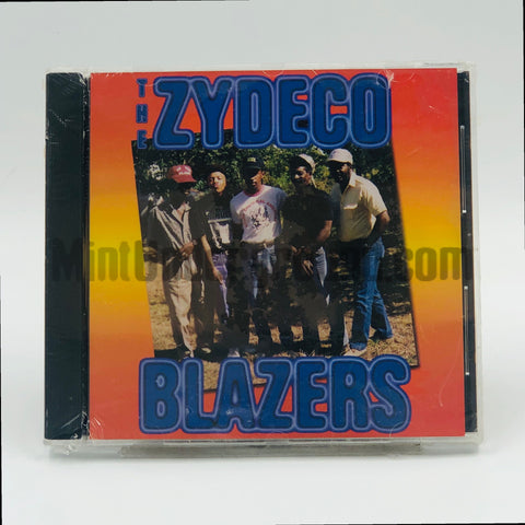 The Zydeco Blazers: The Zydeco Blazers: CD