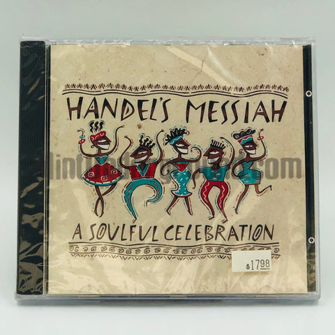 Handel's Messiah: A Soulful Celebration: CD