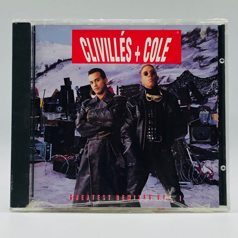 Clivilles & Cole's: Greatest Remixes Volume 1: CD