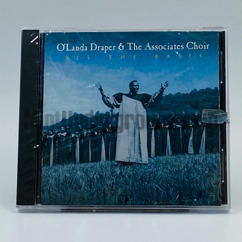 O'Landa Draper And The Associates Choir: All The Bases: CD