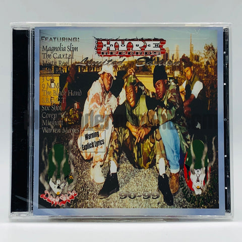 Hype Enough Records: On The Front Line 90-99 (Limited Edition): CD