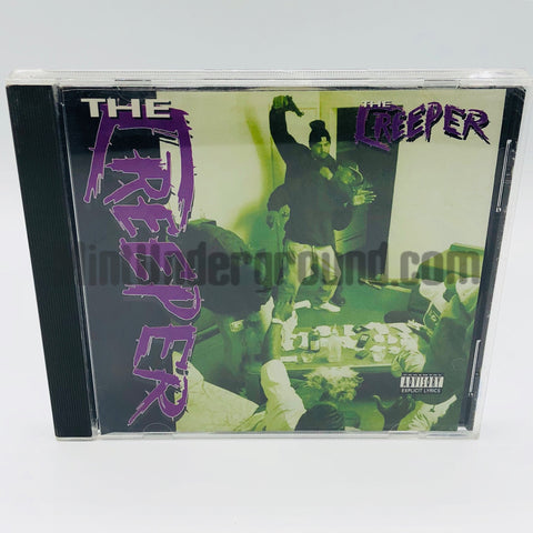 The Creeper: The Creeper: CD