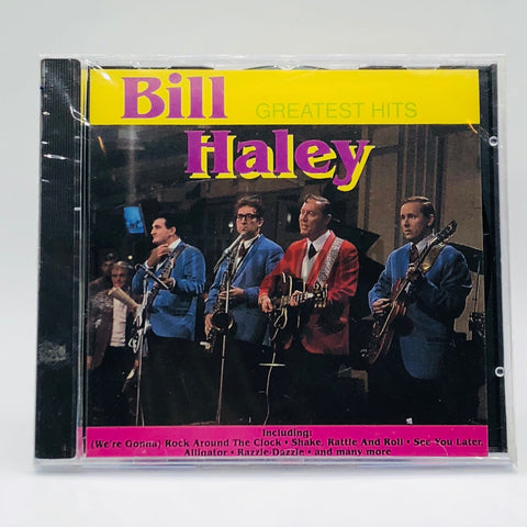 Bill Haley: Greatest Hits: CD