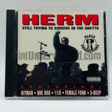 Herm: Still Trying To Survive In The Ghetto: CD