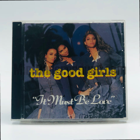 The Good Girls: It Must Be Love: CD Single