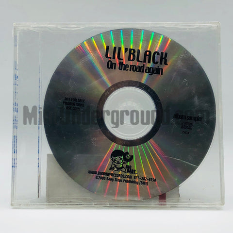 Lil' Black: On The Road Again: CD: Promo Sampler