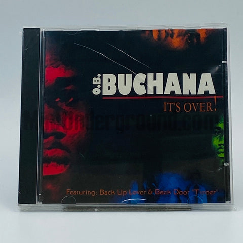 O.B. Buchana: It's Over!: CD
