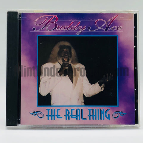 Buddy Ace: The Real Thing: CD