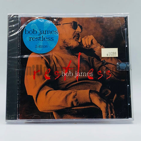 Bob James: Restless: CD