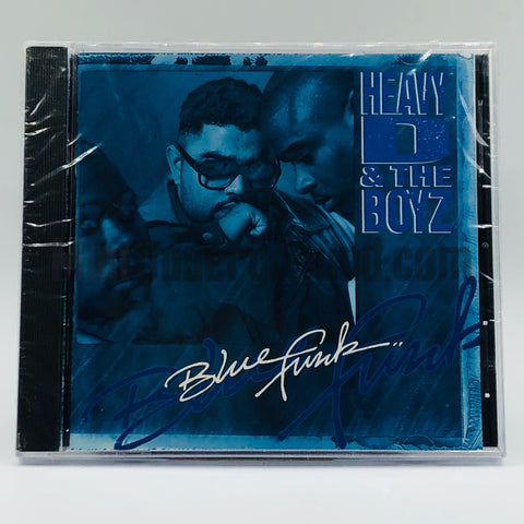 Heavy D & The Boyz: Blue Funk: CD