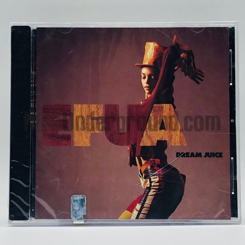 Efua: Dream Juice: CD