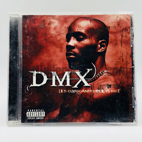 DMX: It's Dark And Hell Is Hot: CD