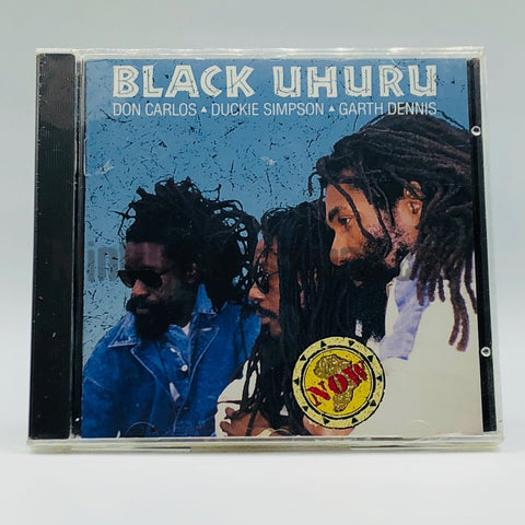 Black Uhuru: Now: CD