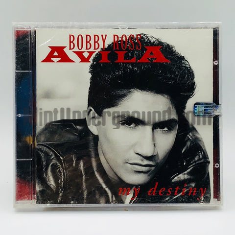 Bobby Ross Avila: My Destiny: CD