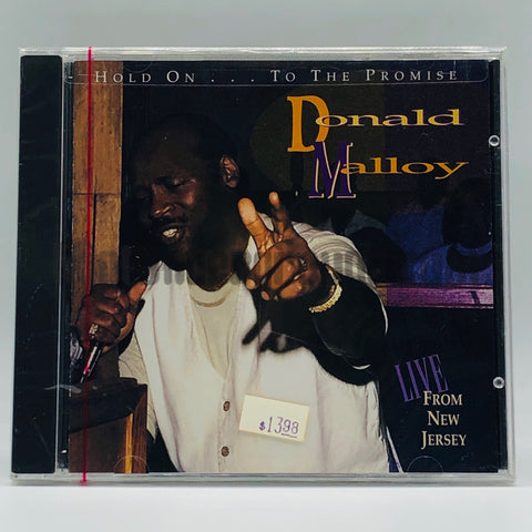 Donald Malloy: Hold On To The Promise: CD