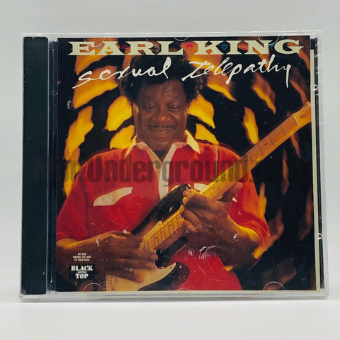Earl King: Sexual Telepathy: CD
