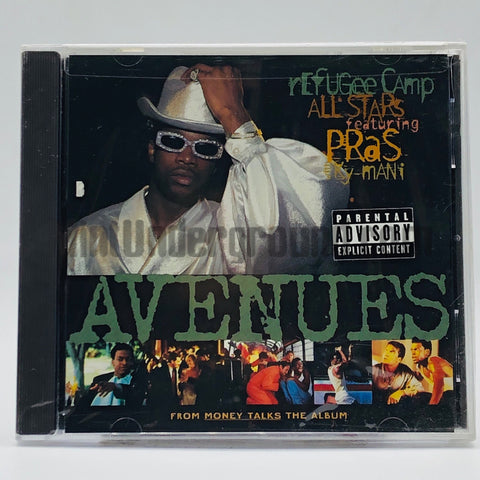 Refugee Camp All Stars feat. Pras: Avenues: CD Single