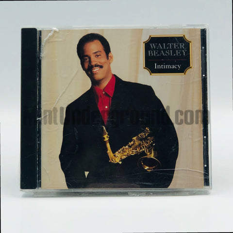 Walter Beasley: Intimacy: CD