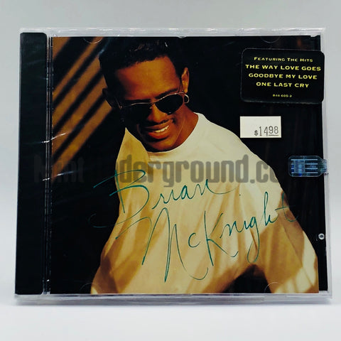 Brian McKnight: Brian McKnight: CD