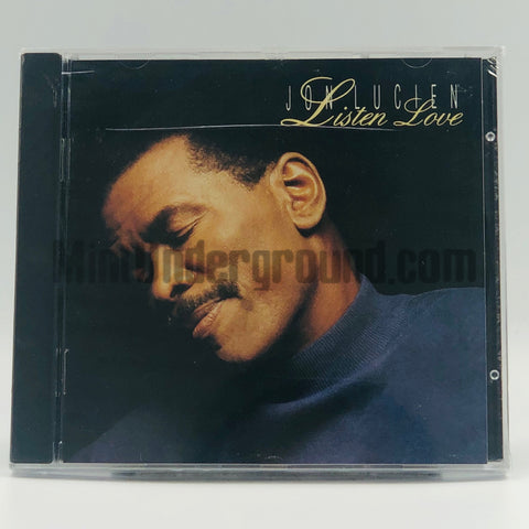 Jon Lucien: Listen Love: CD