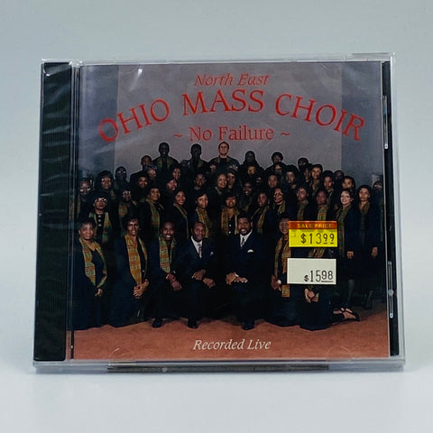North East Ohio Mass Choir: No Failure: CD