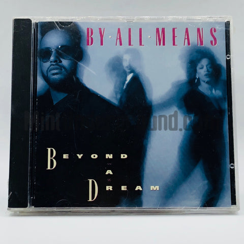 By All Means: Beyond A Dream: CD