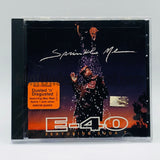 E-40 featuring Suga T: Sprinkle Me/Dusted N' Disgusted: CD Single