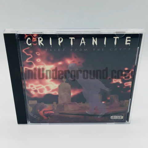 Criptanite: Talez From The Crypt: CD