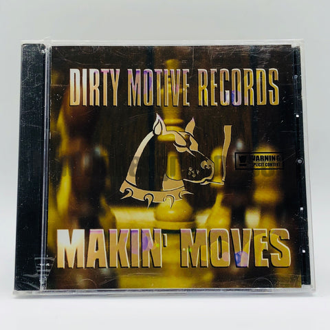 Various Artist: Dirty Motive Records: Makin' Moves: CD