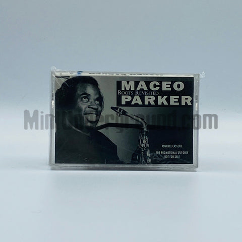 Maceo Parker: Roots Revisited: Cassette