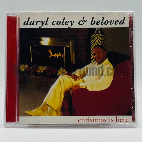 Daryl Coley & Beloved: Christmas Is Here: CD