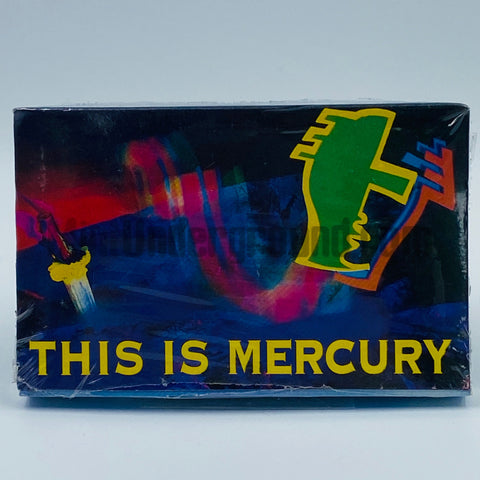 Various Artists: Mercury Records: This Is Mercury: Sales Compilation Tape (September 1992): Cassette