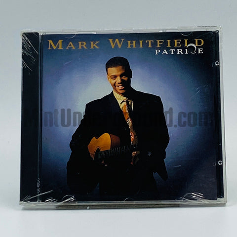 Mark Whitfield: Patrice: CD