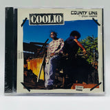 Coolio: County Line/Sticky Fingers: CD Single