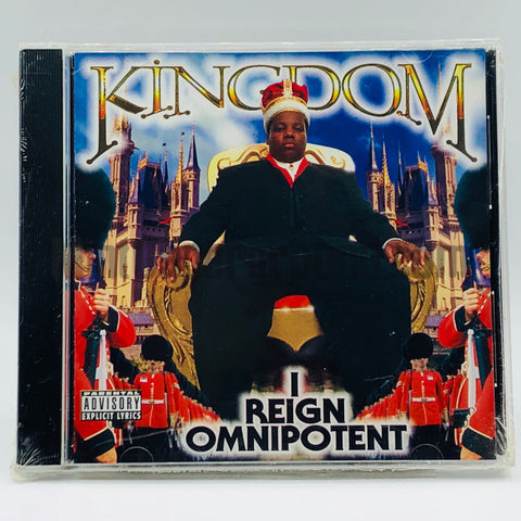 Kingdom: I Reign Omnipotent: CD