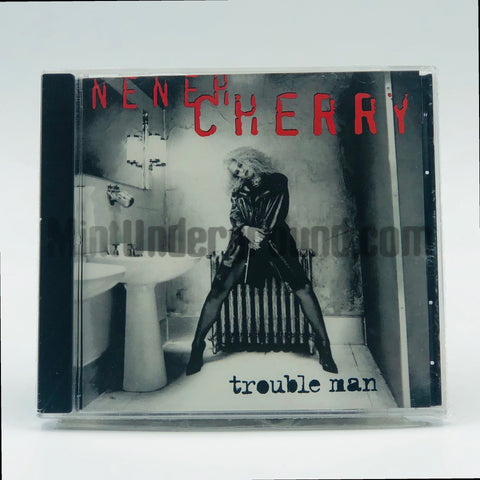 Neneh Cherry: Trouble Man: CD Single