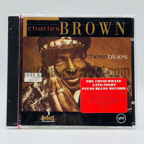Charles Brown: These Blues: CD