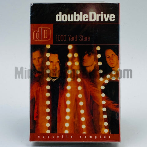 Doubledrive: 1000 Yard Stare: Cassette Single