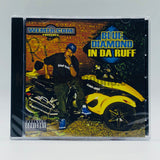 Rich The Factor: Blue Diamond In Da Ruff: CD