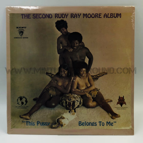 Rudy Ray Moore/Dolemite: This Pussy Belongs To Me: Vinyl