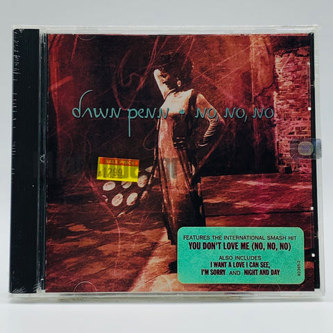 Dawn Penn: No No No: CD