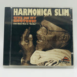 Harmonica Slim: Give Me My Shotgun: CD