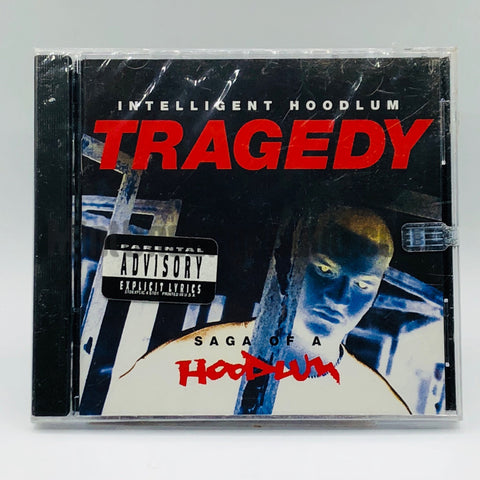 Intelligent Hoodlum: Tragedy - Saga Of A Hoodlum: CD
