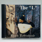 "The ""L""/M.C. ""L""/MC ""L"": Black Robinhood: CD"