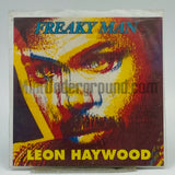 Leon Haywood: Freaky Man: CD Single