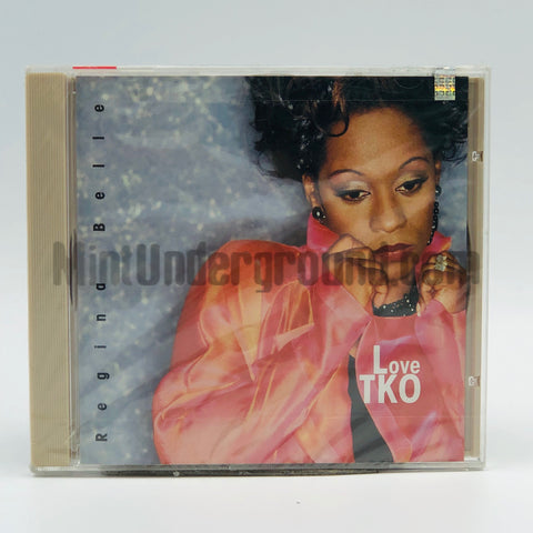 Regina Belle: Love T.K.O/ Could It Be I'm Falling In Love: CD Single