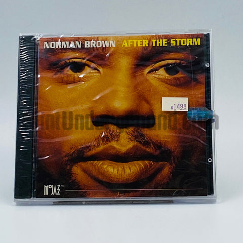Norman Brown: After The Storm: CD